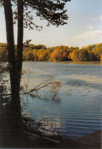 Hemlock Lake Wisconsin 1980